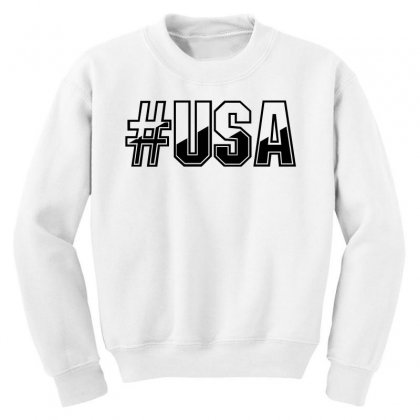 Usa Youth Sweatshirt Designed By Perfect Designers