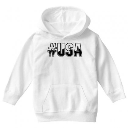 Usa Youth Hoodie Designed By Perfect Designers