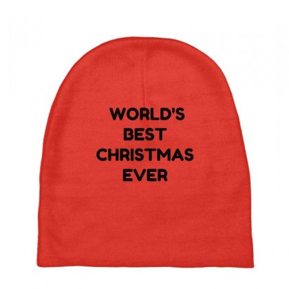 World's Best Christmas Ever Baby Beanies Designed By Perfect Designers
