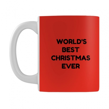 World's Best Christmas Ever Mug Designed By Perfect Designers