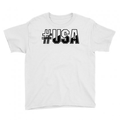 Usa Youth Tee Designed By Perfect Designers