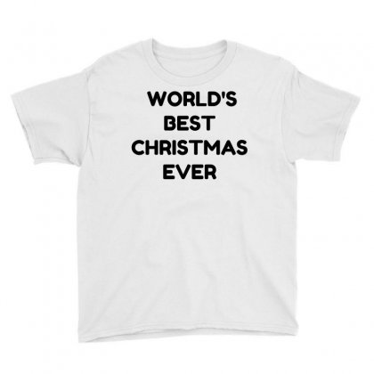 World's Best Christmas Ever Youth Tee Designed By Perfect Designers
