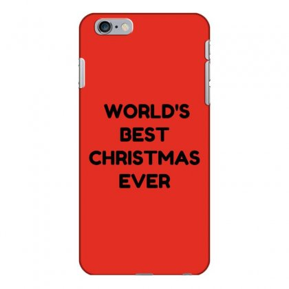 World's Best Christmas Ever Iphone 6 Plus/6s Plus Case Designed By Perfect Designers