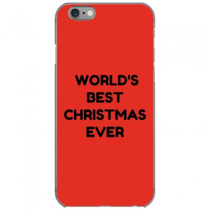 World's Best Christmas Ever Iphone 6/6s Case Designed By Perfect Designers