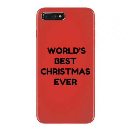 World's Best Christmas Ever Iphone 7 Plus Case Designed By Perfect Designers