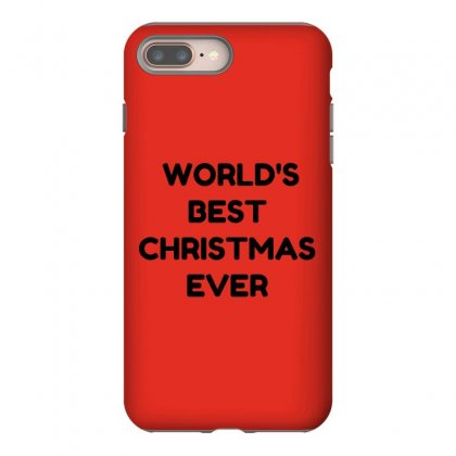 World's Best Christmas Ever Iphone 8 Plus Case Designed By Perfect Designers