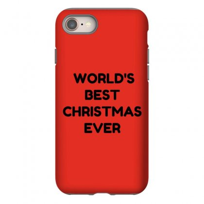World's Best Christmas Ever Iphone 8 Case Designed By Perfect Designers