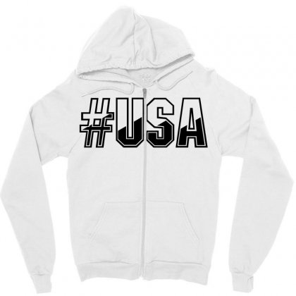 Usa Zipper Hoodie Designed By Perfect Designers