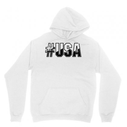 Usa Unisex Hoodie Designed By Perfect Designers