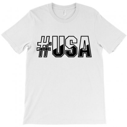 Usa T-shirt Designed By Perfect Designers