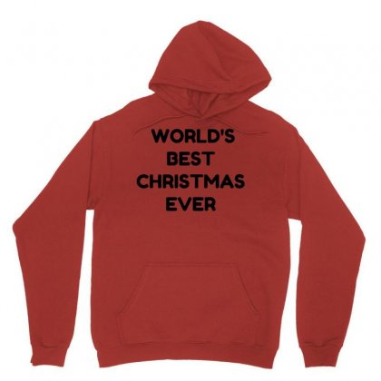 World's Best Christmas Ever Unisex Hoodie Designed By Perfect Designers