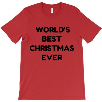 World's Best Christmas Ever T-shirt Designed By Perfect Designers