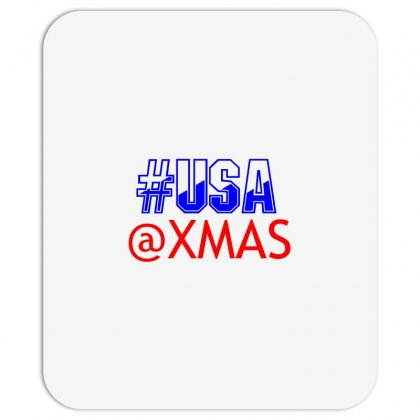 Usa At Xmass Mousepad Designed By Perfect Designers