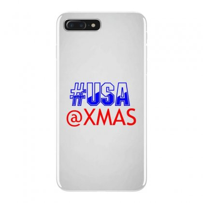 Usa At Xmass Iphone 7 Plus Case Designed By Perfect Designers