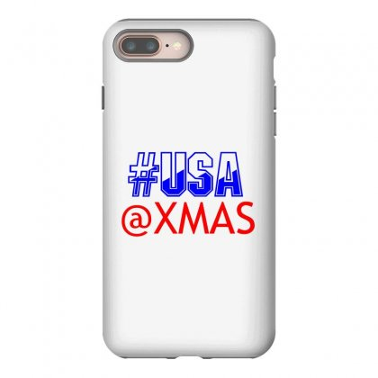 Usa At Xmass Iphone 8 Plus Case Designed By Perfect Designers