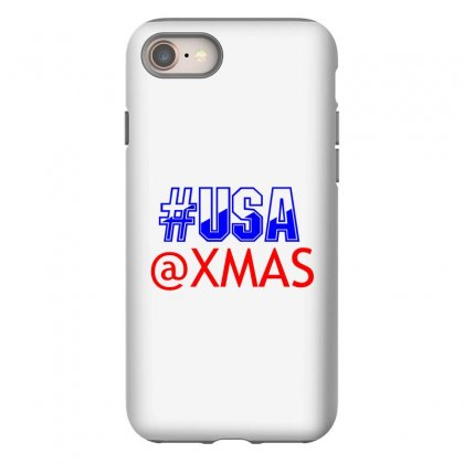 Usa At Xmass Iphone 8 Case Designed By Perfect Designers