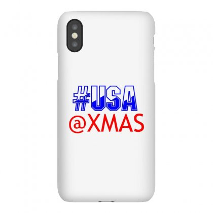 Usa At Xmass Iphonex Case Designed By Perfect Designers