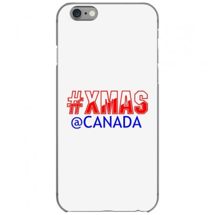 Xmas At Canada Iphone 6/6s Case Designed By Perfect Designers