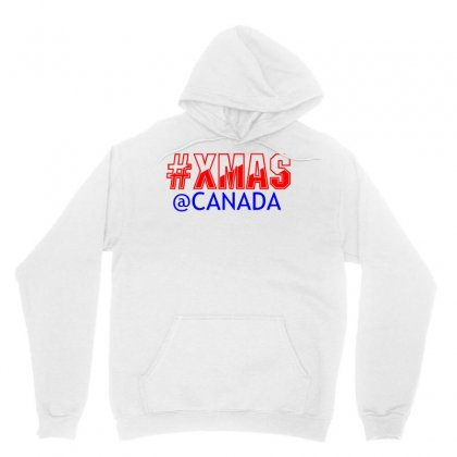 Xmas At Canada Unisex Hoodie Designed By Perfect Designers