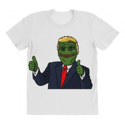 Trump Tshirt All Over Women's T-shirt Designed By Jade