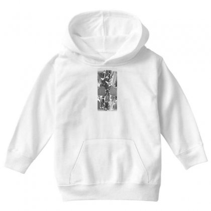 Skull Youth Hoodie Designed By Mrpatch1600