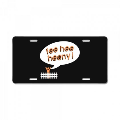 Boy Meets World License Plate Designed By Broliant