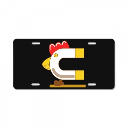 How To Be A Chick Magnet License Plate Designed By Broliant