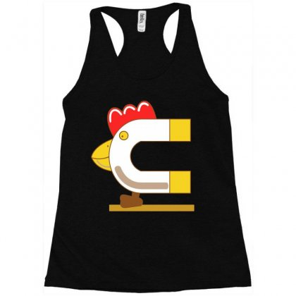 How To Be A Chick Magnet Racerback Tank Designed By Broliant