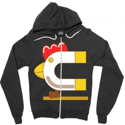 How To Be A Chick Magnet Zipper Hoodie Designed By Broliant