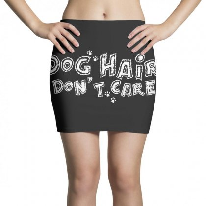 Dog Hair Dont Care Mini Skirts Designed By Broliant