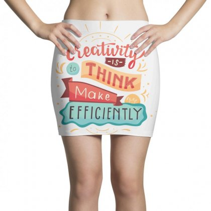Creativity Is Think Make Efficient Mini Skirts Designed By Tudtoojung