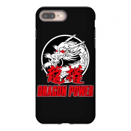 Dragon Power Iphone 8 Plus Case Designed By Broliant