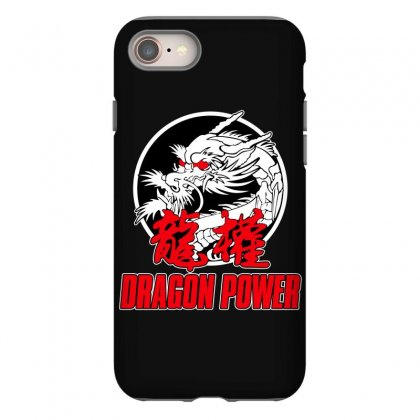 Dragon Power Iphone 8 Case Designed By Broliant