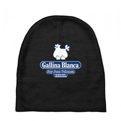Gallina Blanca Baby Beanies Designed By Broliant