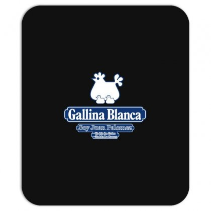 Gallina Blanca Mousepad Designed By Broliant