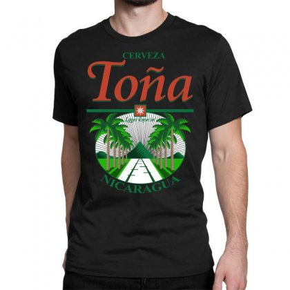 Tona Beer Classic T-shirt Designed By Broliant