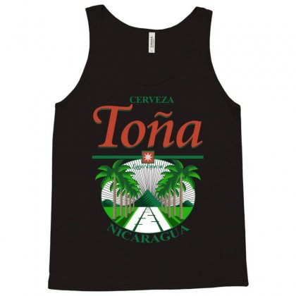 Tona Beer Tank Top Designed By Broliant