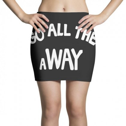 Go All The Way Away Mini Skirts Designed By Broliant
