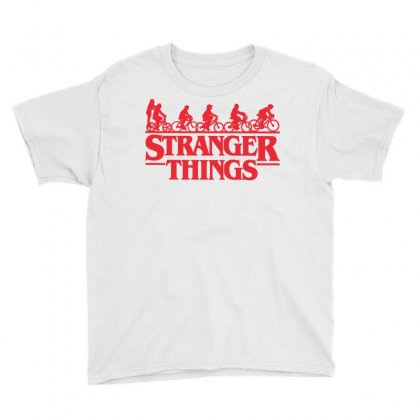 Stranger Things 3 Youth Tee Designed By Toweroflandrose