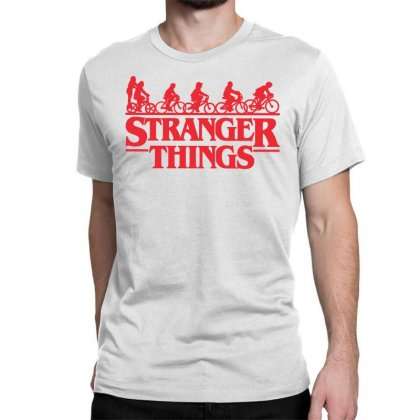 Stranger Things 3 Classic T-shirt Designed By Toweroflandrose