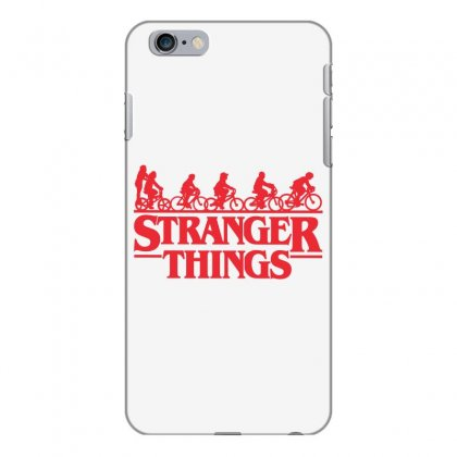 Stranger Things 3 Iphone 6 Plus/6s Plus Case Designed By Toweroflandrose