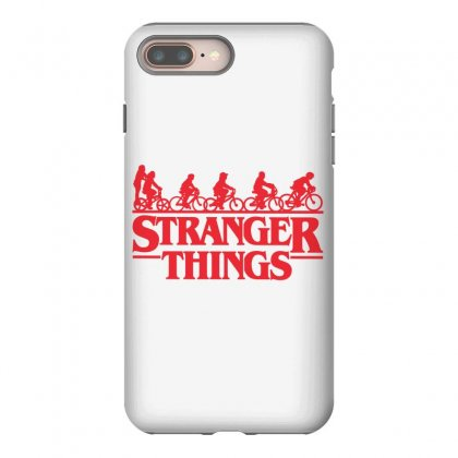 Stranger Things 3 Iphone 8 Plus Case Designed By Toweroflandrose