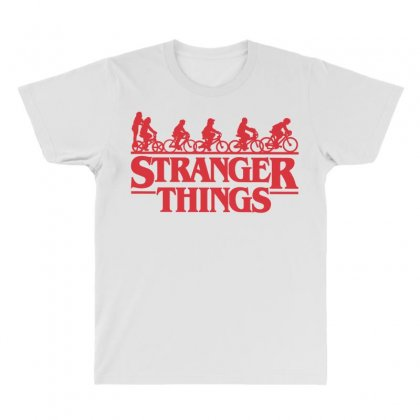 Stranger Things 3 All Over Men's T-shirt Designed By Toweroflandrose