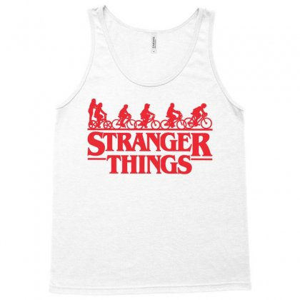Stranger Things 3 Tank Top Designed By Toweroflandrose