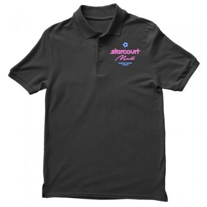 Starcourt Mall Polo Shirt Designed By Toweroflandrose