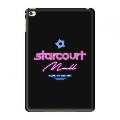 Starcourt Mall Ipad Mini 4 Case Designed By Toweroflandrose