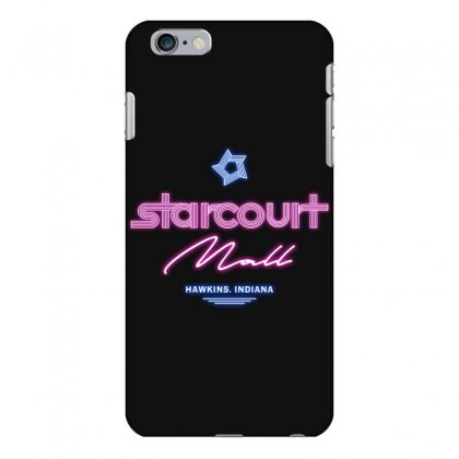 Starcourt Mall Iphone 6 Plus/6s Plus Case Designed By Toweroflandrose