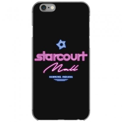 Starcourt Mall Iphone 6/6s Case Designed By Toweroflandrose