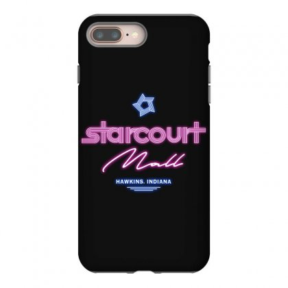 Starcourt Mall Iphone 8 Plus Case Designed By Toweroflandrose