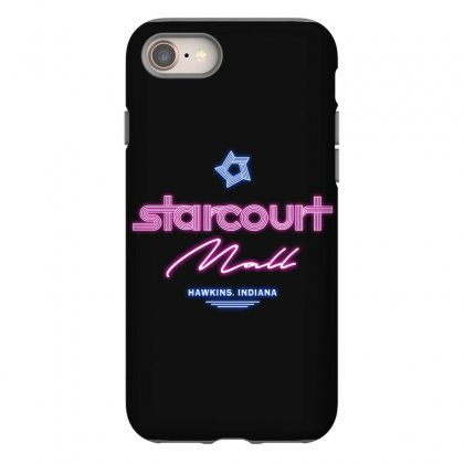 Starcourt Mall Iphone 8 Case Designed By Toweroflandrose